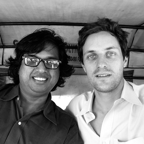 Rahul Srivastava and Matias Echanove