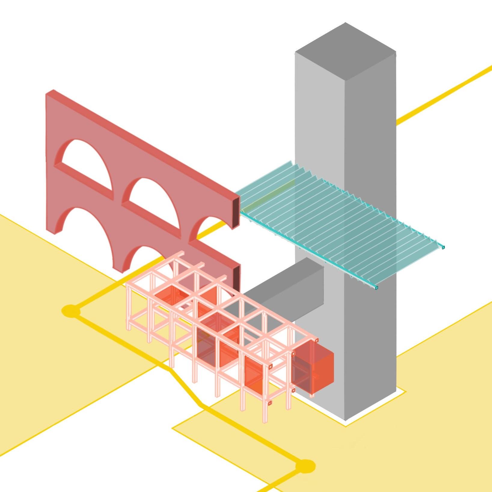 CITY, ephemeral : Dynamics of an Urban Insert