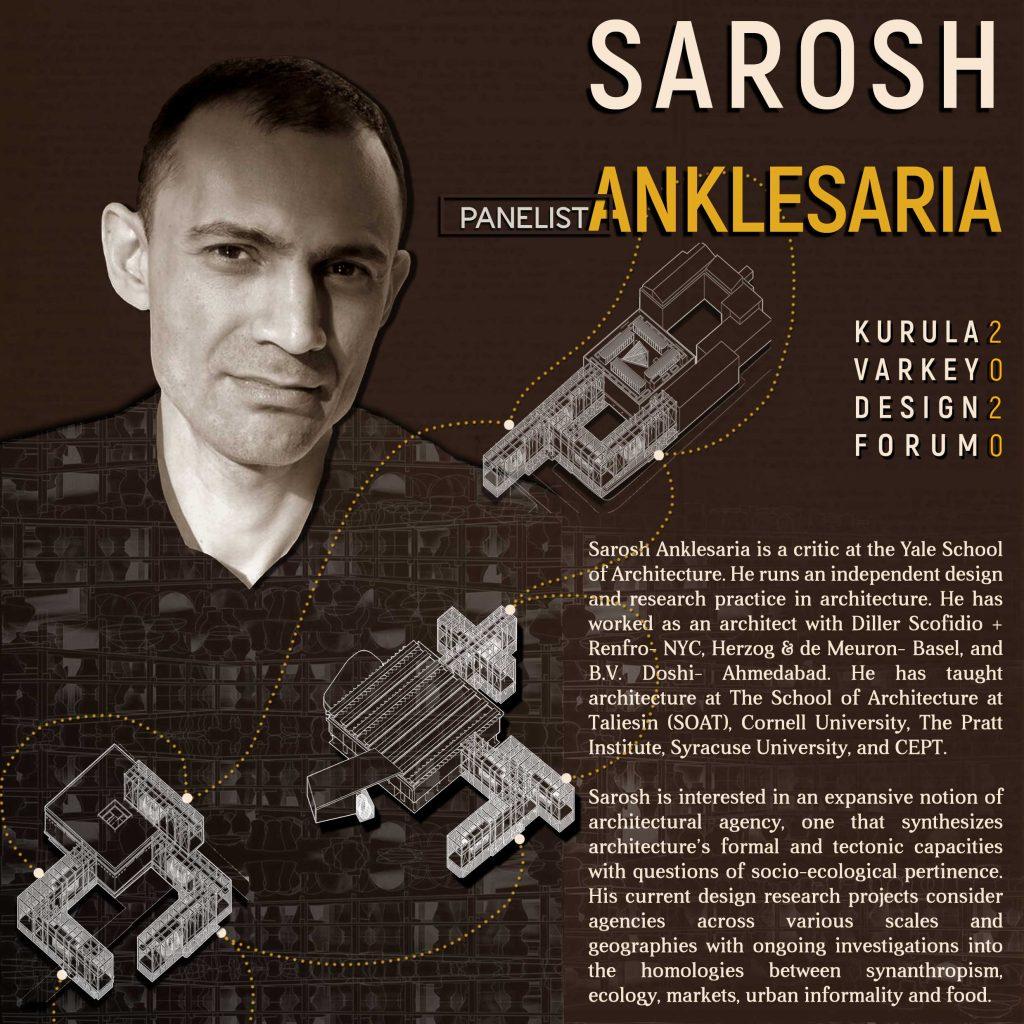 SAROSH-Anklesaria
