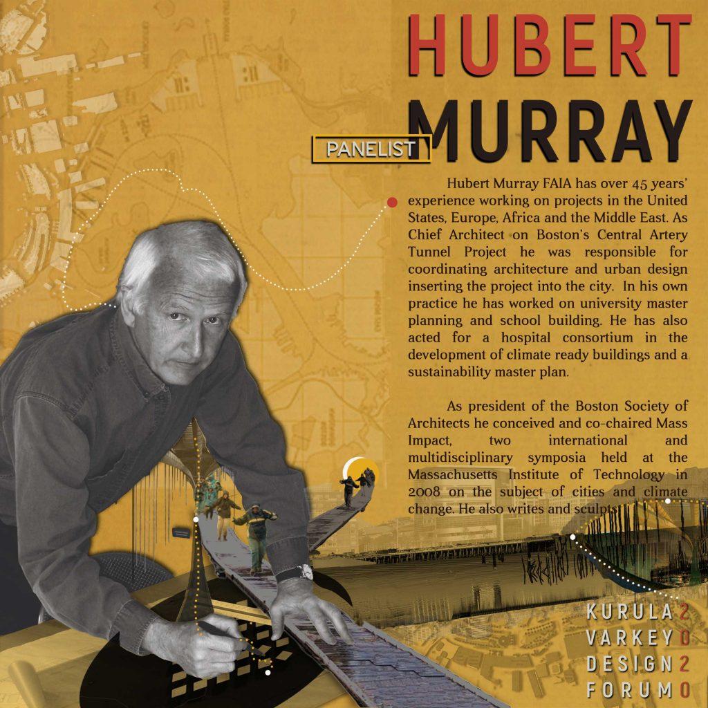 hubertmurray